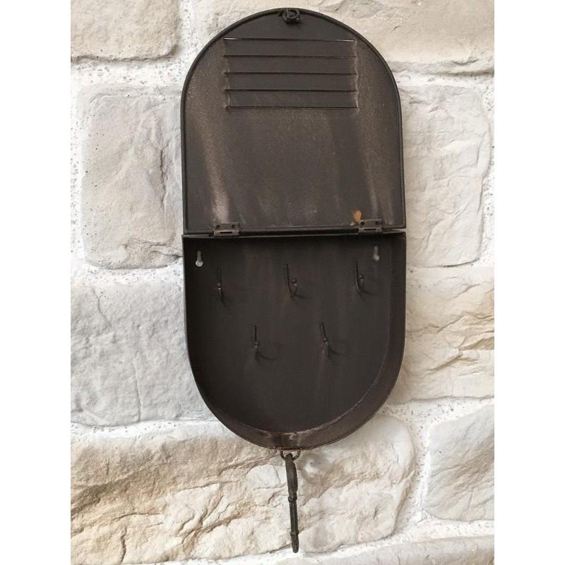 cadenas bo te de rangement clef clefs cl cl s m armoire. Black Bedroom Furniture Sets. Home Design Ideas