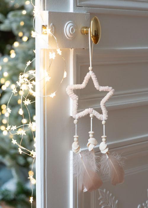 Décoration de Noël - Blanc - TRUFFAUT | Decofinder