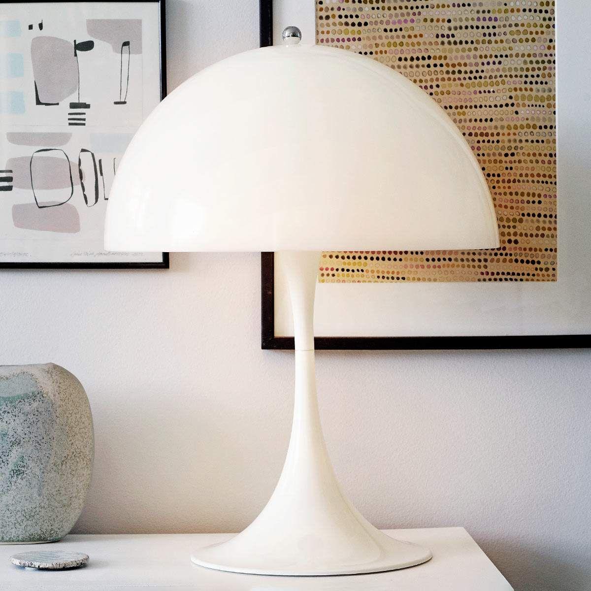 louis poulsen panthella lampe poser designlampe. Black Bedroom Furniture Sets. Home Design Ideas
