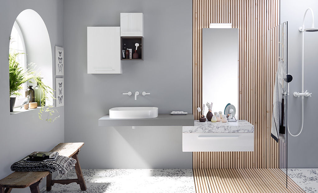 sys30 sana salle de bains gris burgbad decofinder