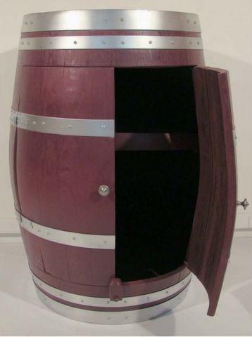 Barrique Meuble Bordeaux - Meuble bar-Barrique Meuble Bordeaux