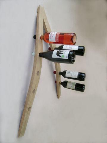 Douelledereve - Présentoir à vin-Douelledereve-courson