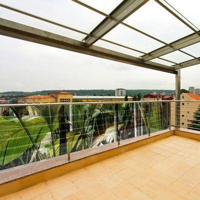 PRISMAFLEX international - Brise-vue-PRISMAFLEX international-Brise-vue balcon Jungle 3m