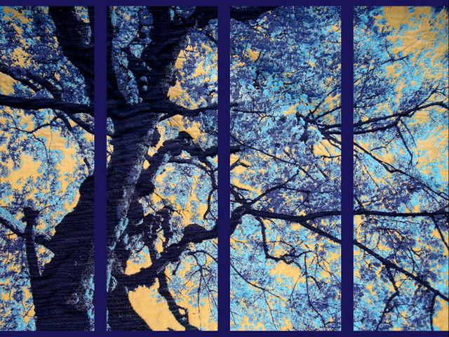 Woven Wonders - Tapisserie des Gobelins-Woven Wonders-wall hanging