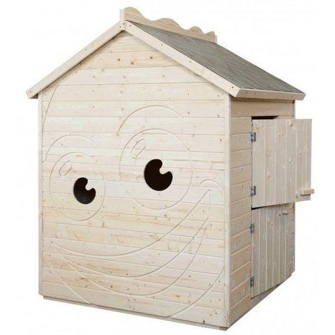 JARDIPOLYS - Maison de jardin enfant-JARDIPOLYS-Maisonnette enfant en bois NEON