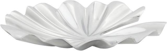 KOKOON DESIGN - Coupe à fruits-KOKOON DESIGN-Coupe à fruits design flower en aluminium poli 51x