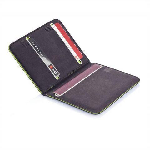 XD Design - Porte-cartes de crédit-XD Design-Pochette passeport Moov