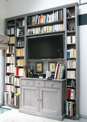 Lawrens - Bibliothèque-Lawrens-bbliothèque TV