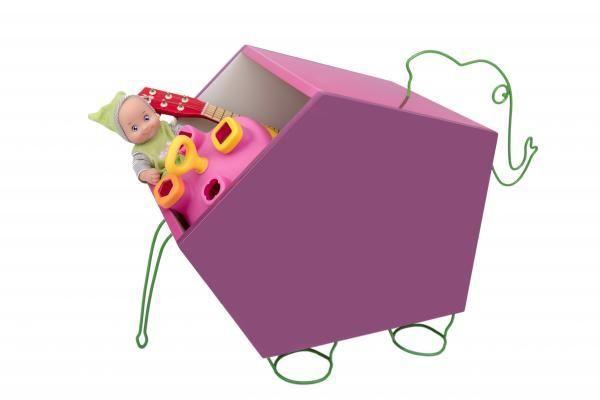 LE REVORIUM - Coffre à jouets-LE REVORIUM