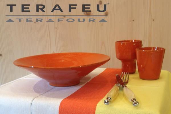 Terafeu Terafour - Saladier-Terafeu Terafour