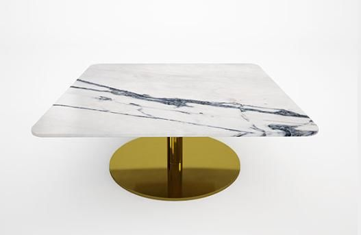 BARMAT - Table basse carrée-BARMAT-BAR.1022.2000
