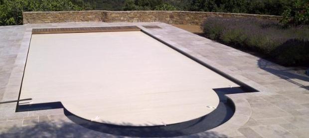 Silver Pool - Couverture de piscine automatique-Silver Pool-La Garde Freinet