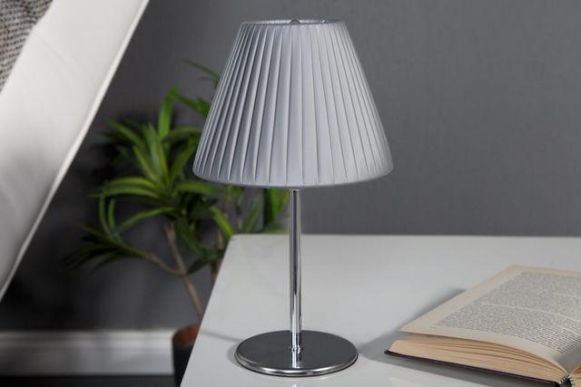 COMFORIUM - Lampe à poser-COMFORIUM-Lampe à poser coloris gris design