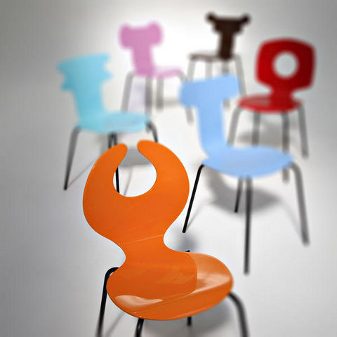 MoodsforSeats - Chaise-MoodsforSeats-L'Enthousiaste