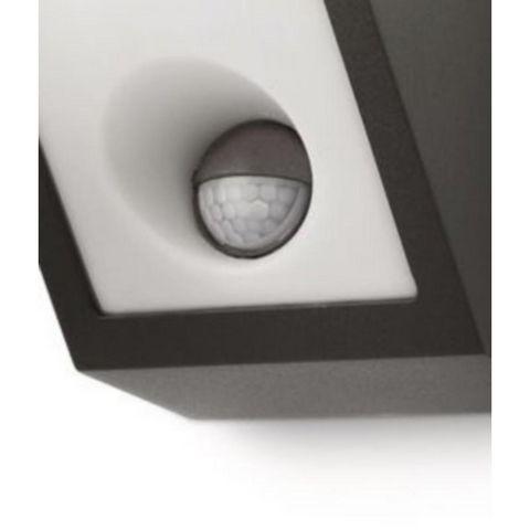 Philips - Applique d'extérieur-Philips-Luminaire extérieur Feather IR H36 cm IP44