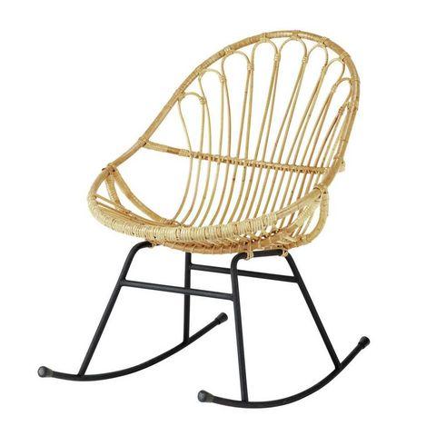 MAISONS DU MONDE - Rocking chair-MAISONS DU MONDE-Pétuni