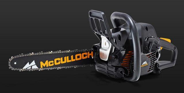 McCulloch - Tronçonneuse-McCulloch-CS 330 McCulloch