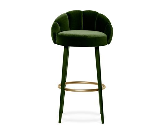 MUNNA - Chaise haute de bar-MUNNA-Olympia