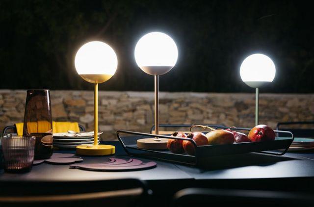 Fermob - Lampe de jardin à LED-Fermob---Mooon!