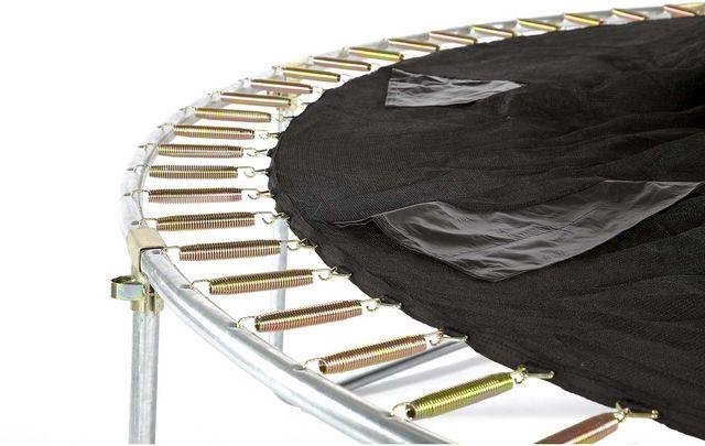 Plum - Trampoline-Plum-Trampoline avec filet innovant 3G Spacezone 305 cm