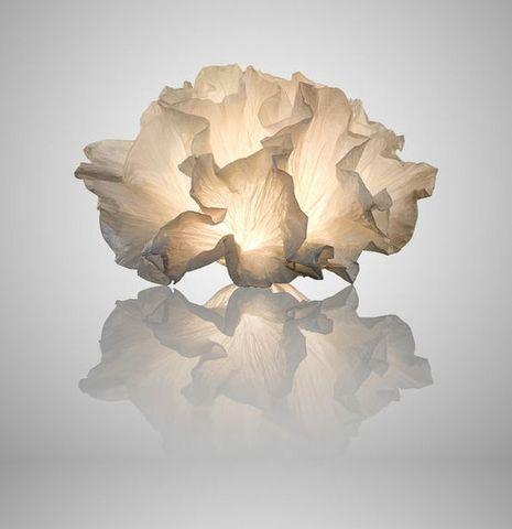 OZNOON - Sculpture lumineuse-OZNOON-''Coralys
