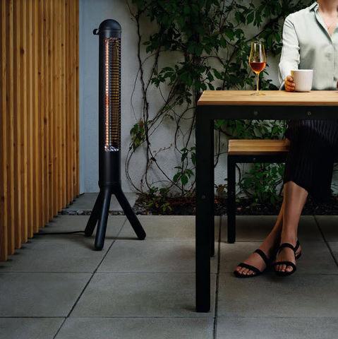 EVA SOLO - Parasol chauffant-EVA SOLO-Heatup Patio Heater