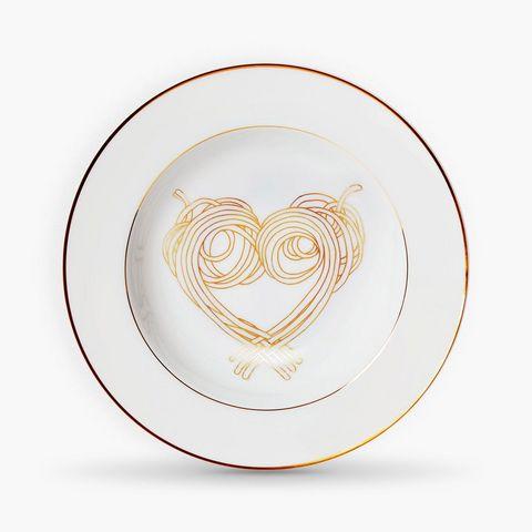 MAISON FRAGILE - Assiette à spaghetti-MAISON FRAGILE