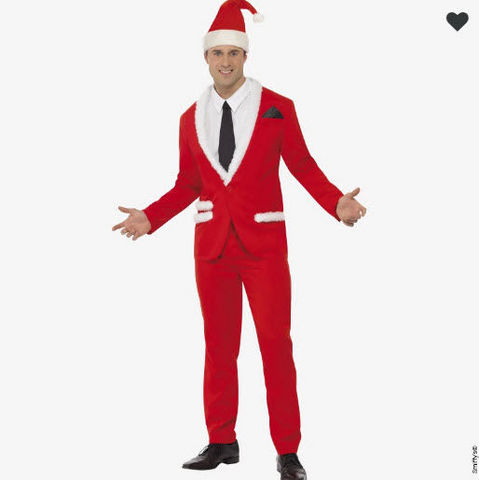 MY LITTLE DAY - Costume Père Noël-MY LITTLE DAY