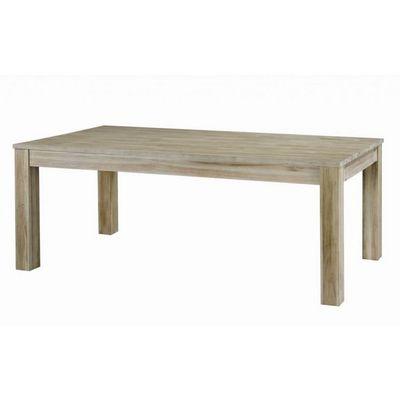 MEUBLES ZAGO - Table de repas rectangulaire-MEUBLES ZAGO-Table repas 200 cm avec 1 allonge Origin