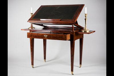 Galerie François Belliard - Table à la Tronchin-Galerie François Belliard-Table à la Tronchin XIXème