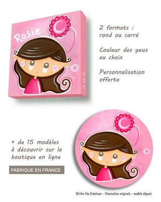 CH'TITE F�E - D�coration murale enfant-CH'TITE F�E-