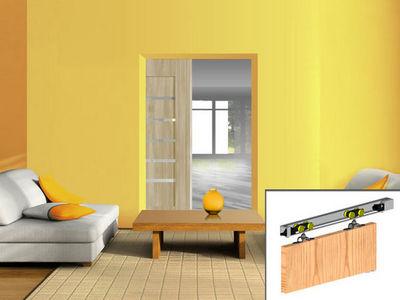 Wimove - Motorisation pour porte d'intérieur-Wimove-Ensemble HERKULES pour porte de separation en appl