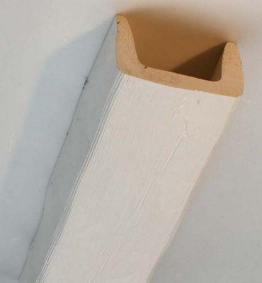 Nevadeco - Fausse poutre-Nevadeco-T 01 blanche en 3.50m