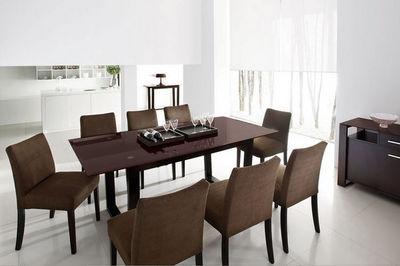Miliboo - Table de repas rectangulaire-Miliboo-LAYTON