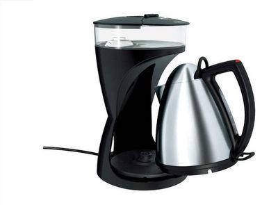 VIVRE BIO - Bouilloire électrique-VIVRE BIO-Bouilloire 1l avec filtre brita