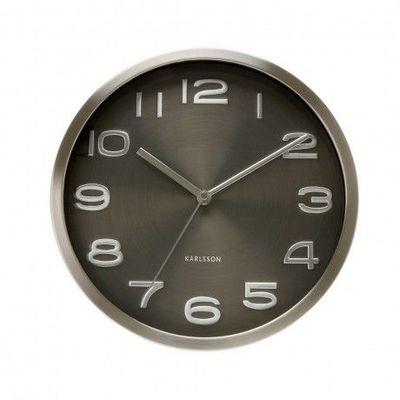 Karlsson Clocks - Horloge murale-Karlsson Clocks-Karlsson - Horloge Maxy - Karlsson - Noir