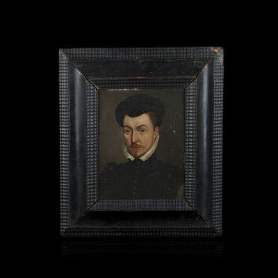 Expertissim - Portrait-Expertissim-ECOLE FRANCAISE du XIXe SIECLE, dans le go�t de Fr