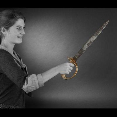 Expertissim - Couteau de chasse-Expertissim-Couteau de chasse, Allemagne, première moitié du X