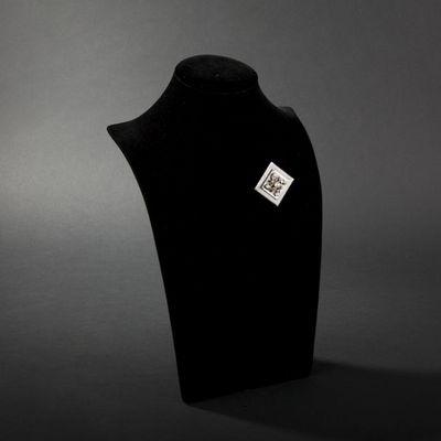 Expertissim - Broche-Expertissim-Broche pendentif en or gris, diamants et perles de