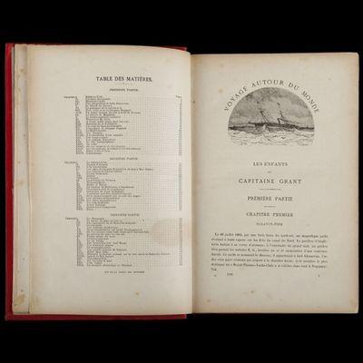 Expertissim - Livre ancien-Expertissim-VERNE (Jules). Les Enfants du Capitaine Grant et V