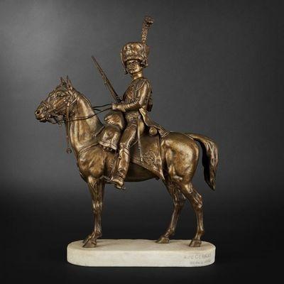 Expertissim - Sculpture-Expertissim-Ecole française du XIXe siècle dans le goût de TOU
