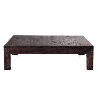 Maisons du monde - Table basse rectangulaire-Maisons du monde-Table basse Bengali