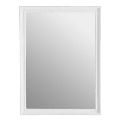 Maisons du monde - Miroir-Maisons du monde-Miroir Elianne blanc 90x120