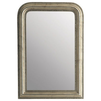 Maisons du monde - Miroir-Maisons du monde-Miroir Céleste champagne 65x95