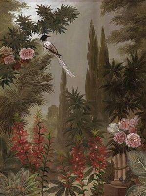 Ananb� - Papier peint panoramique-Ananb�-Le jardin � la mandragore