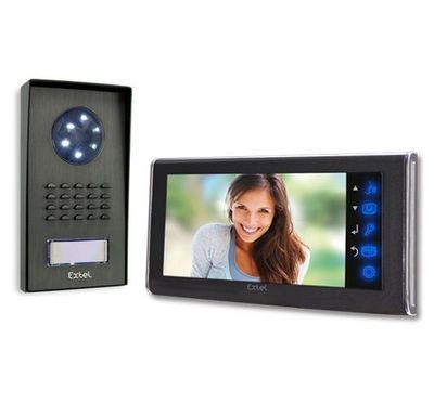 Extel - Portier vidéo-Extel-Iron 2