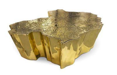 BOCA DO LOBO - Table basse forme originale-BOCA DO LOBO-Eden