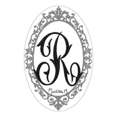 Mathilde M - Savon-Mathilde M-Savon Alphabet Monogramme R