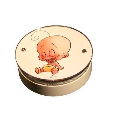 AVISSUR - Alarme détecteur de fumée-AVISSUR-Farceur