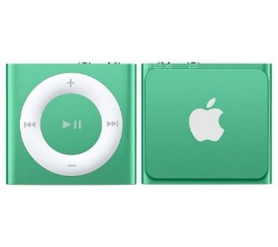 APPLE - MP3-APPLE-iPod shuffle 2 Go vert (5me gnration) - NEW